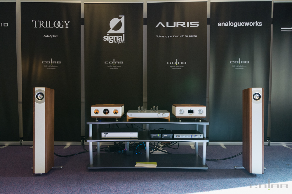 Auris Audio at X-Fi Premium Audioshow