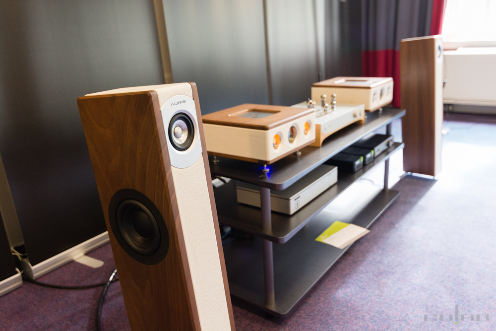 Auris Audio at X-Fi Premium Audioshow 2017